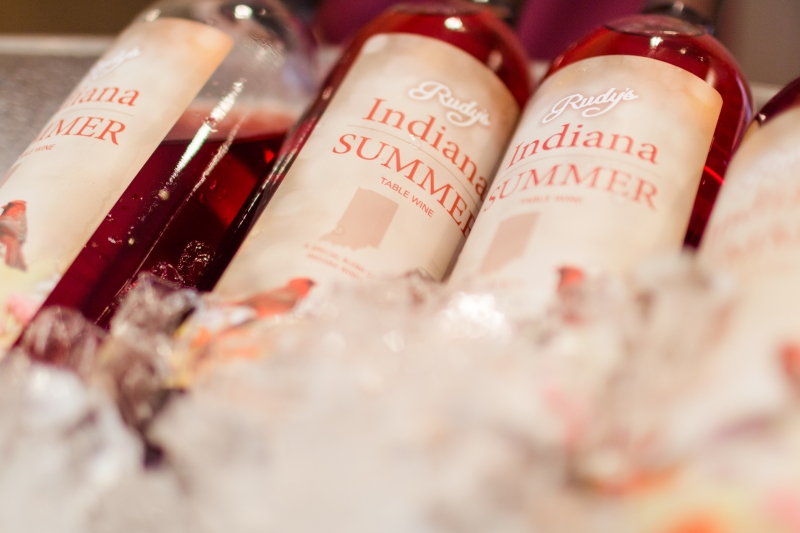 Indiana Summer Red Wine